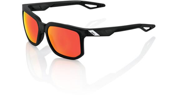 100% Centric Occhiali ciclismo rosso/nero